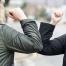 Elbow Bump between two people
